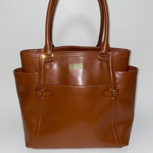 R.L.L. Leather Bag